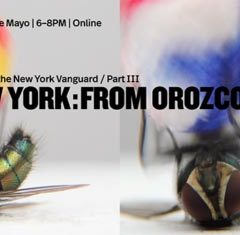 Exodus III From Orozco To Orozco: Mexico in New York; Whitebox, New York